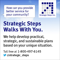 Strategic Steps walks with you to help you provide better service.