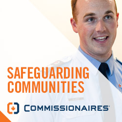 Commissionaires - Safeguarding Communities