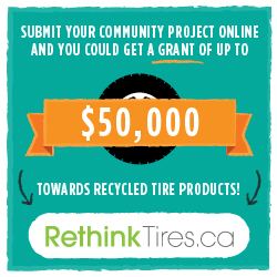 Submit your community project: You could get a grant of up to $50,000!