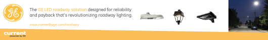 The GE LED roadway solution designed for reliability